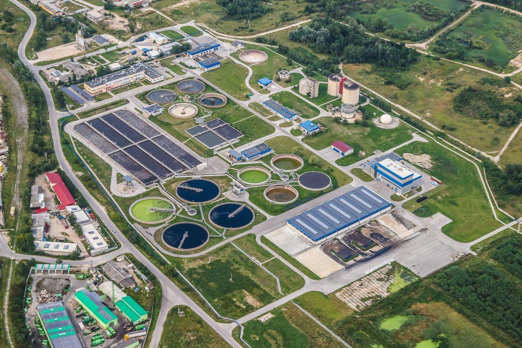 Proceso integral de depuración de agua residual mediante EDAR.